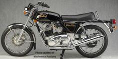 My dream bike: Norton Commando