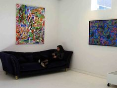 Virtual gallery of spanish painter Pablo Rey Street Gallery, Art Gallery, Brooklyn Brewery, Art Exhibitions, Spanish Painters, Painter Artist, Culture, Art Fair, Home Art