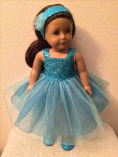 Sparkle top & Netting dance dress, matching shoes, headpiece and panties. By Jobasi Creations