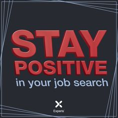 Career Tip: Keep your social posts positive. You never know when a potential or current employer is checking up.