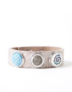NOOSA Button Bracelet, Bracelet Cuir, Cuff Bracelets, Noosa Amsterdam, Commerce Équitable, Skinny, Boho Chic, Jewelery, Fashion Beauty