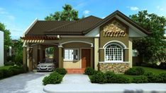 Best modern bungalow house plans pinoy eplans with house floor plans public record with bungalow house floor plan with 3 bedrooms and craftsman interior doors lowes Modern Bungalow House Design, Craftsman Bungalow House Plans, Garage House Plans, Unique House Design, House Floor Plans, Modern Craftsman, Craftsman Interior Doors, House Design Pictures, Simple House Plans
