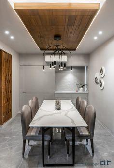 Office Interior Design, Interior Decorating, Center Table Living Room, False Ceiling Living Room, Foyer Design, False Ceiling Design, Dining Table Design, Luxury Homes Interior, Kitchen Design