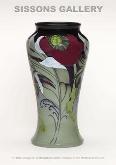 Moorcroft Pottery, Clonter Wood - Sissons Gallery