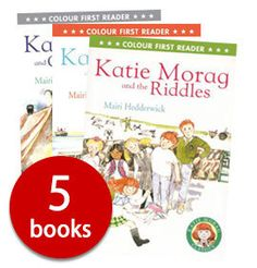 Katie Morag Colour Readers Collection - 5 Books - Collection - 9781409610373 - Mairi Hedderwick