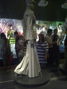 Jean Paul Gaultier Exhibition 2012