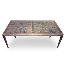 'Humboldt' Recycled Wood Coffee Table | Overstock.com