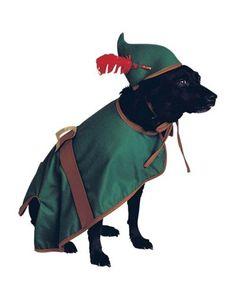 Part city robin hood dog costume