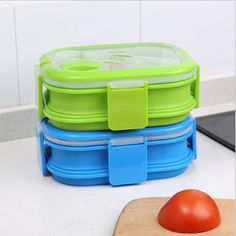 Eco-friendly two-level 3000 ml lunch box for adults Adult Lunch Box, Lunch Box Containers, Eco Friendly