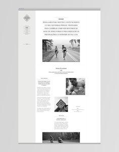 love the black and white design