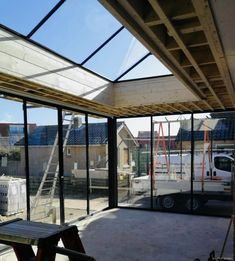 House Extension Design, Extension Designs, Backyard Garden Design, House Extensions, Skylight, Home Projects, House Plans, Pergola, New Homes