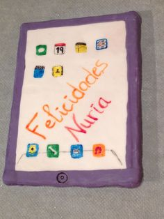 galleta iPad Cooking Time, Ipad, Times, Cake, Desserts, Biscuits, Pie Cake, Tailgate Desserts, Pastel