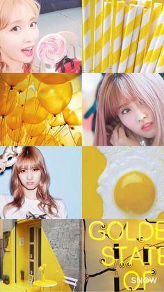 Orange Aesthetic, Kpop Aesthetic, Hello My Love, Say Hello, K Pop, Collages, Twice Fanart, Mood Wallpaper, Twice Kpop