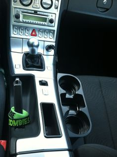 Cupholder - problem solved - CrossfireForum - The Chrysler Crossfire and Resource Chrysler Pt Cruiser, Chrysler Cars, Chrysler Crossfire, Smart Car, Cabriolet, Mopar, Car Accessories, Convertible, Motorcycles