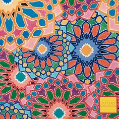 """""""Obsessing over patterns from The Alhambra, the Alcazar and Morocco #patternlove #colorlove"""""""