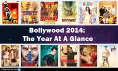 Bollywood 2014: The Year At A Glance