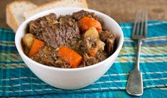 Irish Stout Beef Stew - In the Kitchen with Stefano Faita