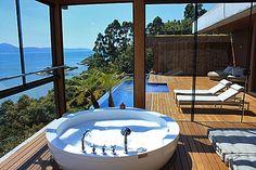 Ponta dos Ganchos Exclusive Resort - Governador Celso Ramos, Santa Catarina  - Brazil