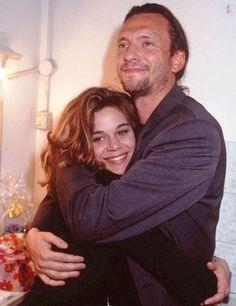 """Marianna Morandi con il marito Biagio Antonacci. """""""