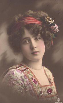 Vintage Wedding Hairstyles Victorian Edwardian Era New Ideas Antique Photos, Vintage Pictures, Vintage Photographs, Vintage Images, Nostalgic Pictures, Vintage Postcards, Victorian Women, Victorian Era, Victorian Fashion
