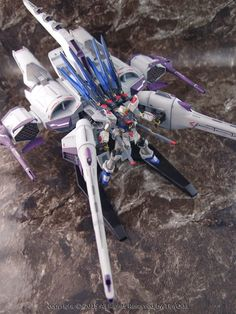 Gundam Strike Freedom x Meteor Unit | RG 1:144 scale