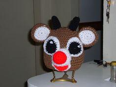Rudolph Beanie