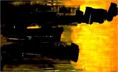 PIERRE SOULAGES -  Peinture 30 octobre 1958