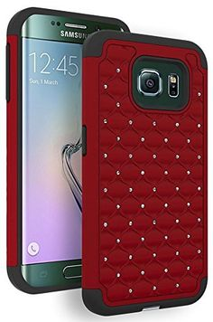 7 best cute galaxy s6 edge cases images samsung galaxy s6, cellbastex heavy duty hybrid protective armor case for samsung galaxy s6 edge bastex case