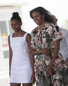 Michelle Obama's style transformation: 52 years in the making