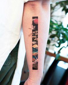 "Bored Panda on Instagram: ""Intricate tattoo art by @newtattoo_franky . . . #BoredPanda #art #tattoo #design #drawing"" Anime Tattoos, Body Art Tattoos, Sleeve Tattoos, Tatoos, Lover Tattoos, Geisha Tattoos, Irezumi Tattoos, Face Tattoos, Dragon Tattoos"