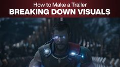To edit a movie trailer you first need to break down your visuals which is a process of organizing your footage into categories which you can easily sort thr. Matrix Reloaded, Ghost Protocol, Shadow Of Mordor, Days Of Future Past, The Furious, Los Angeles Homes, Age Of Ultron