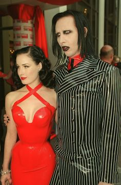 Dita .. that dress omg <3<3