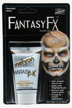 Mehron Fantasy FX Makeup Moonlight White