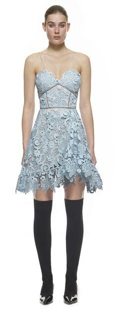 Paisley Vine Mini Dress