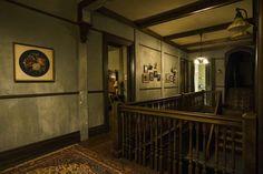 Bates Home.. Upstairs landing..