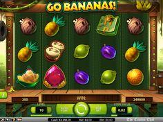 Go Bananas! – NetEnt Software