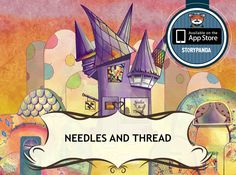 Read a heartwarming tale from Storypanda called Needles and Thread.
