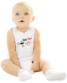Baby Does....NYC Onesie for Sale!