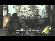 Resident Evil 6 Anthology - Walkthrough Resident Evil 6: Chris:Chapter 2: Part 1 - Difficulty Normal
