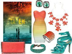 Book Looks: Taken by Erin Bowman!