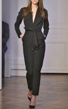 Martin Grant Fall/Winter 2015 Trunkshow Look 22 on Moda Operandi