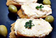 Romanian Food, Romanian Recipes, Hummus, Feta, Camembert Cheese, Mashed Potatoes, Seafood, Recipies, Dairy