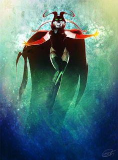 Hela by Daniel Scott Gabriel Murray