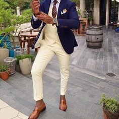 "9,853 gilla-markeringar, 46 kommentarer - Daily Suits | Mens Fashion (@dailysuits) på Instagram: ""Yes or No?"""