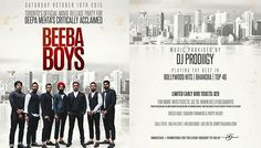 """Toronto's Official Thanksgiving Long Weekend Movie Release Party for…Deepa Mehta's Critically Acclaimed…""""BEEBA BOYS"""" Hosted By:Randeep Hooda, Deepa Mehta to name a few and the rest of the cast and crew of the movie. Music Provided By: DJ PRODIIGY Playing the Best in: BOLLYWOOD HITS 