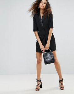 f35fdeeb7be5 Discover Fashion Online Blazer Kjole