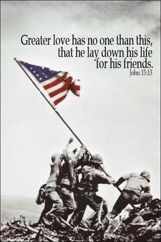 Thank you to our Military men and women!