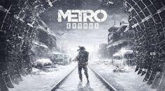Lataa kuva Metro Exodus, juliste, uusi pelejä, PlayStation Xbox One Metro Last Light, Metro 2033, Nuclear Throne, News Games, Video Games, Moscow Metro, Nuclear Winter, Fallout, Paranormal