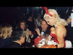 Kenneth Tynan at Playboy Club London, Dec 66 © Playboy Enterprises Playboy Enterprises, Mad Men Party, The Playboy Club, Hugh Hefner, London Clubs, Win Money, Red Party, Playboy Bunny