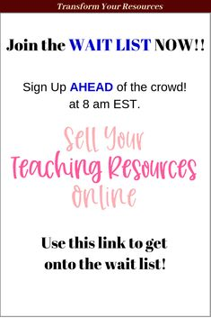 The LAST Video will be available tomorrow. Grab your 4 FREE Videos and be on the wait list for EARLY SIGNUP to Kayse Morris' course at 8 am EST Monday June 17, 2019.  (Affiliate link)  #teachertraining #teacherworkshops #teacherspayteachers #freeteacherworkshops #transformyourresources #kaysemorris